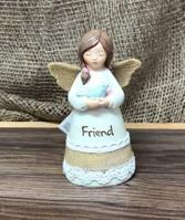 Friends angel Ceramic figurine