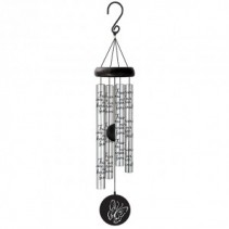 "Friends ""become our chosen family"" Windchime"