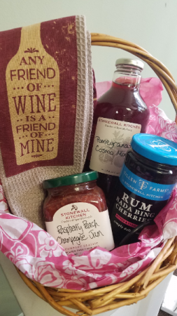 Friends Only! Gift Basket