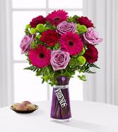 Friends  Vase Arrangement