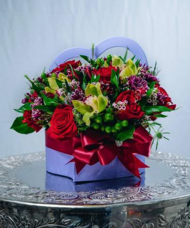 Frish Flower Elegant Birtthday