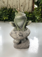 Frog Prince gift item