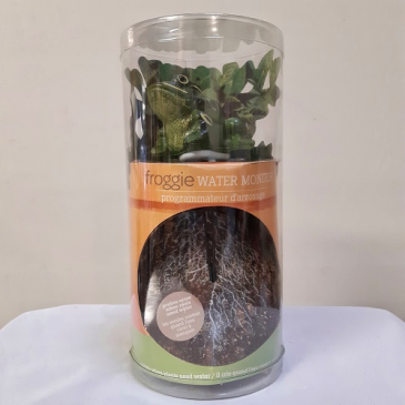 Frog Water Monitor Gift