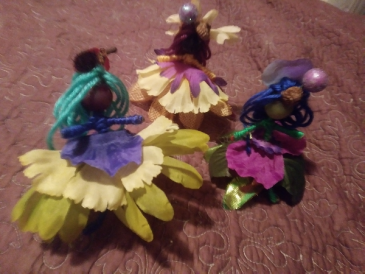 Frolicky Fairy