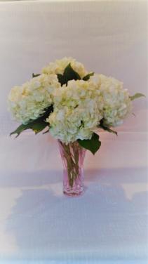 From My Heart Keepsake Vase