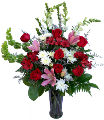 From My Heart to Yours Valentine Arrangement