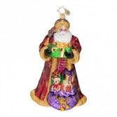 From Russia With Love (RETIRED) Christopher Radko Ornament