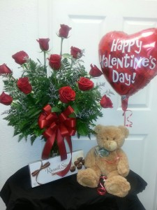 From The Heart Combo Deal (some items vary due to availability) in Texas City, TX | FROM THE HEART FLORIST