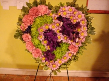 From The Heart Flowers for the Service