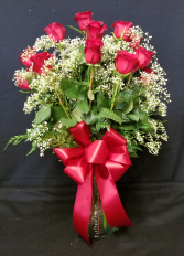From the Heart Rose Arrangement