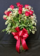 From the Heart Rose Arrangement