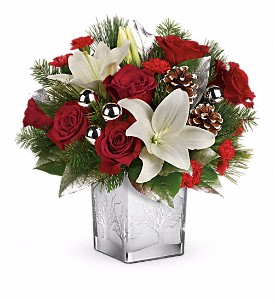 FROSTED FOREST BOUQUET (6 LEFT IN STOCK)