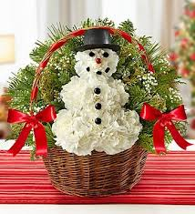 FROSTY THE SNOWMAN   in Lexington, KY | FLOWERS BY ANGIE