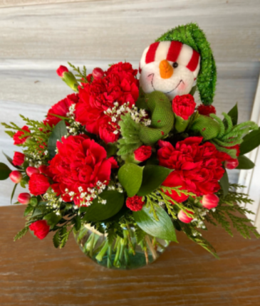 Frosty The Snowman Bouquet