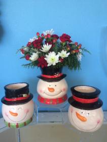 Frosty's Bouquet