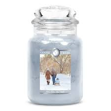 Frozen In Time Large Jar Candle candle gift