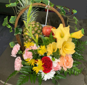 Fruit and Flowers Fresh Fruit and Flowers in Benton, KY | Woods Enchanted Florist