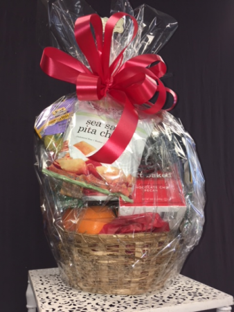 fruit and gourmet basket holiday
