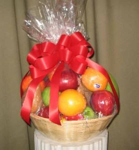 Fruit Basket 1 Fruit Baskets in New Orleans, LA | HARKINS THE FLORIST