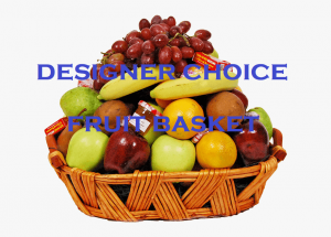 Fruit Basket - Designer Choice Fruit  in Saint Marys, PA | GOETZ'S FLOWERS