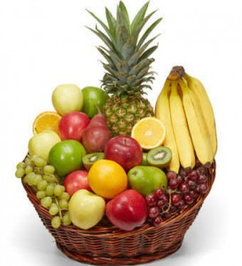 Fruit Basket fruit