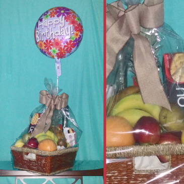 Fruit Basket Gift Basket