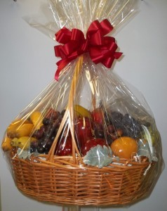 Fruit basket gift baskets in webster tx la mariposa flowers fruit basket gift baskets negle