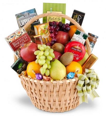 Fruit Basket Fort Worth Gift Delivery