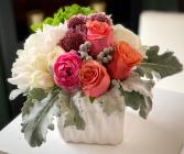 FRUIT COCKTAIL ELEGANT MIXTURE OF FLOWERS