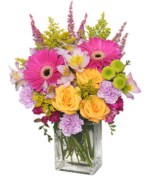 FRUIT COCKTAIL Floral Bouquet in Ozone Park, NY | Heavenly Florist