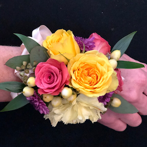 Amy's Fruit Crush Corsage  Corsage in Chesterfield, MO | ZENGEL FLOWERS AND GIFTS