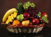 Fruit Explosion Basket