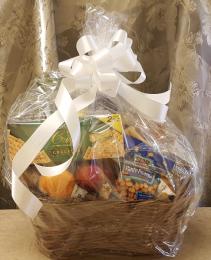 Fruit & Goodie Basket Fruit Basket