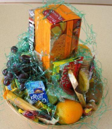 Fruit & Goody Basket Everyday