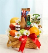 Fruit & Gourmet Basket All Occasions