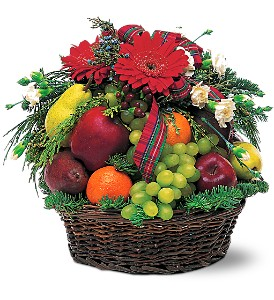 Fruit & Gourmet Gift Baskets All Occasions