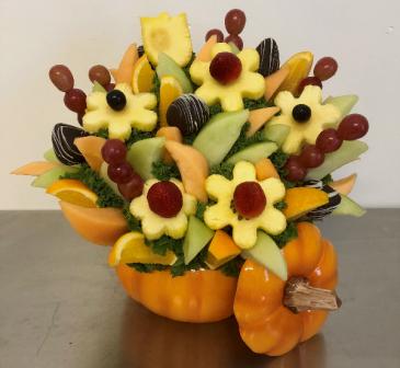 Fruit Pumpkin 2 Gifts In One!