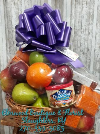 Fruit & Snack Basket Basket