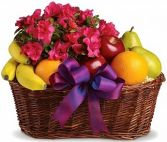FRUITS &BLOMS BASKET