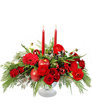 Fruits of the Season Floral Arrangement in Amelia Island, FL | ISLAND FLOWER & GARDEN