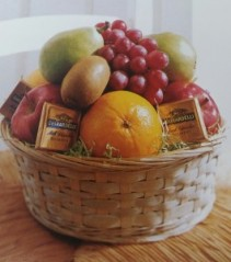 FRUITY GIFT BASKET GIFT BASKET
