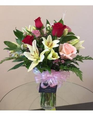 FS Victorian Romance Bouquet