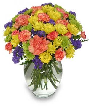 FOREVER FRIENDS Bouquet in Fitchburg, MA | CAULEY'S FLORIST & GARDEN CENTER