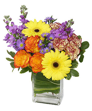 GOOD OLD SUMMERTIME Arrangement in Worthington, OH | UP-TOWNE FLOWERS & GIFT SHOPPE