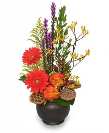 PEACEFUL EASY FEELING Floral Arrangement