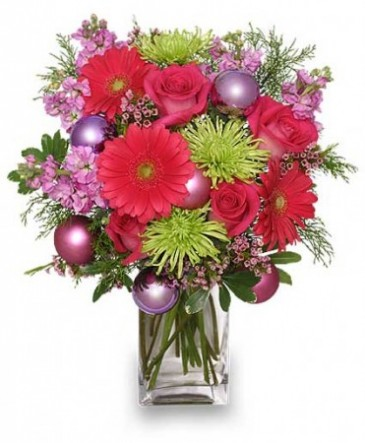 SEASONAL STYLE Flower Arrangement