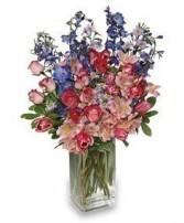 Floral Sanctuary Bouquet