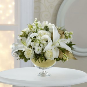 White Elegance Bouquet  Vera Wang Design