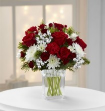 HAPPIEST HOLIDAYS Holiday Flowers