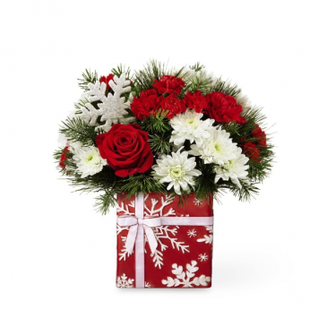 FTD 19-C2  GIFT OF JOY BOUQUET - 20% CHRISTMAS Arrangement